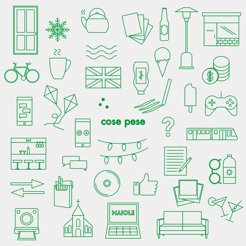 Maiole – Cose Pese (Album)